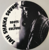 DUB VENDOR EXCLUSIVE!!! Jah Shaka Sound Roots & Culture Slipmat